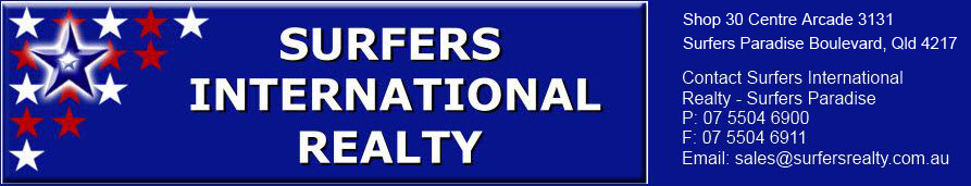 Surfers International Realty